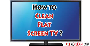 How To Clean Flat Screen TV Throughout Do You A Tv Decorations 0