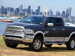 Ram 4X4 trucks launch in Australia