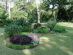 Small Picture Design an Island Bed Yards Front yards and Lawn