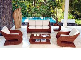 Modern Conservatory Furniture New Designer Rattan Furniture Wiseme