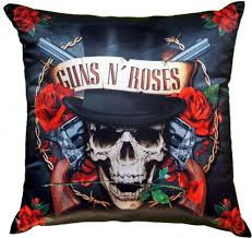"Отзывы на <b>Подушка</b> декоративная Gift'n'Home ""<b>Guns n</b>' <b>Roses</b> ..."