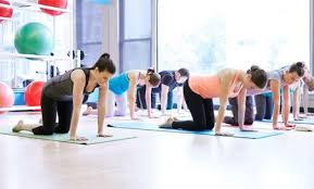 groupon up to 50 off yoga cles at sani yoga