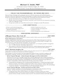 100 Program Manager Resumes Professional Resume Samples By