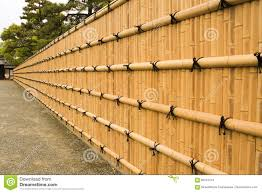 Bamboo Wall Design Images Traditional Brown Bamboo Wall Stock Photo Image Of