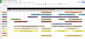 Social Media Content Calendarlate Free Plan Download Excel