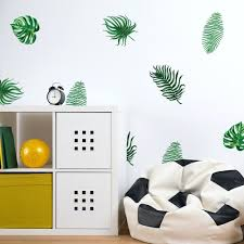 palm leaf wall shabby palm tree wall