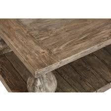 lovina pillars coffee table