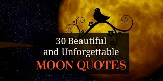 Moon Beauty Quotes Best of 24 Beautiful And Unforgettable Moon Quotes SayingImages