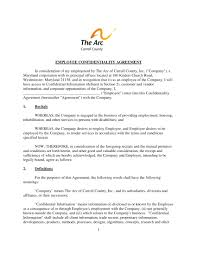 This agreement constitutes the entire agreement between company and employee. 11 Employee Confidentiality Agreement Examples Pdf Word Examples