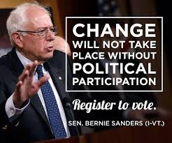 Voting Quotes New Better World Quotes Bernie Sanders On Voting