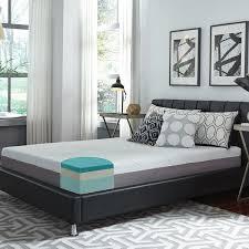 memory foam mattress bed frame. Plain Frame Slumber Solutions Choose Your Comfort 10inch Queensize Gel Memory Foam  Mattress Intended Bed Frame T