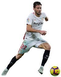 Franco Vazquez football render - 50389 - FootyRenders
