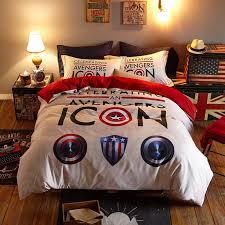 homebedding setsmarvel avengers icons bedding set twin queen size 47 1 2
