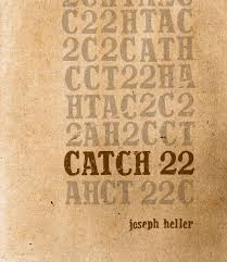 catch 22 book cover by frotoon