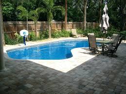 Small Backyard Pools Cost Inground Ideas.