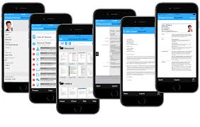 App Resume Ultimate Resume App For Iphone Ipad Creates Resumes And