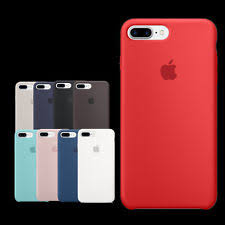 apple 6s case. genuine official soft silicone case cover for apple iphone 7/7 plus/6/6s boxed 6s