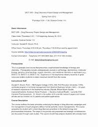 Hbs Resume Format Fresh Resume Template Harvard Business School