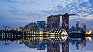 singapore buildings wallpaper hd
