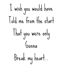 Quotes About Being Broken Hearted Simple 48 Broken Heart Quotes Stylopics
