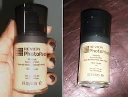pact makeup revlon photoready bottle revlon photoready airbrush effect foundation review olive brown indian