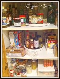 Kitchen Pantry Organization Pantry Organization Ideas Organized Island