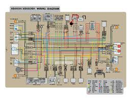 xs650 wiring diagram the wiring diagram yamaha xs650 forum wiring diagram