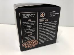 Rapid fire keto coffee pods are designed to be an important part of your keto lifestyle by helping energize you, burn more stored calories (fat) and promote improved physical and mental performance. Rapid Fire Ketogenic High Performance Keto Coffee Pods 16 Ct Date Bsb April For Sale Online Ebay