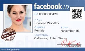 Make An Id Card How To Make Facebook Id Card Softumi Tips And Tricks