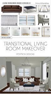 Diy Room Design Online Room Makeover Reveal Modern Meets Traditional Transitional