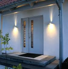 led up and down outdoor lights light frames inch up down outdoor led wall sconce led