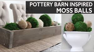 Decorative Moss Balls DIY Home Decor Moss Ball Bolas de Musgo YouTube 52
