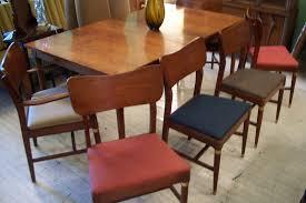 Sears Roebuck Mid Century Modern Dining Room Set An Orange