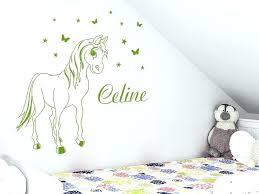 Wandsticker Pferde Kinderzimmer Donnastocktonhickscom