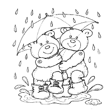 Small Picture teddy bear coloring pages in for click to see printable version