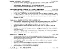 Skilled Trades Resume Examples Trade Resume Examples Business Development Resume Objective