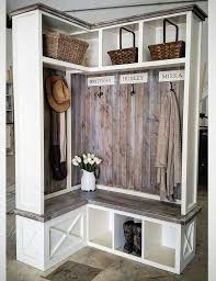 farmhouse style furniture. mudroom lockers farmhouse style furniture