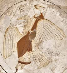 aphrodite greek goddess of love beauty r venus aphrodite riding goose athenian red figure kylix c5th b c british museum london