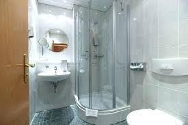 Corner Showers For Small Bathroom Small Corner Shower Small Shower