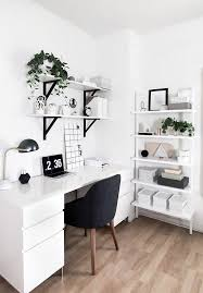 office decorations pinterest. scandinavian workspace with links to all the decor inspiration for a small corner home office decorations pinterest