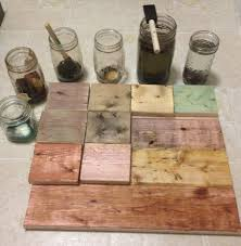 Mixing Wood Stains The Modern Diy Life Cheap And Easy Diy Dark Wood Stain