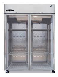 refrigeration upright refrigerator two section full glass door whiteswarehouse