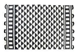 black and white rugs ikea black white rug view in gallery black and white triangle rug black and white rugs ikea