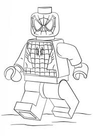 Super hero on the background of the web. Updated 100 Spiderman Coloring Pages September 2020