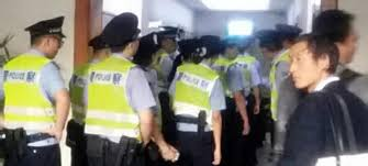 Image result for chinese police detain 100 members of prominent house church