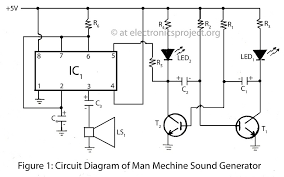 free electronic circuits project diagram and schematics simple electronics mini projects circuit diagram at Free Electronics Diagrams