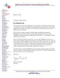 Ncc Jrf Reference Letter