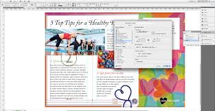 3 column brochure tutorial create a tri fold business brochure saxoprint blog uk