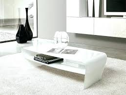 best high gloss coffee table glossy white coffee table remarkable widely used gloss coffee tables throughout