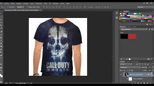 Design Camisetas Programa Tutorial Adobe Photoshop Cc Como Criar Uma Estampa Profissional